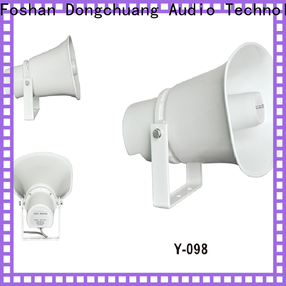 cost-effective horn stereo speakers company for karaoke