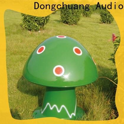 Dongchuang best price best outdoor garden speakers supply for concert