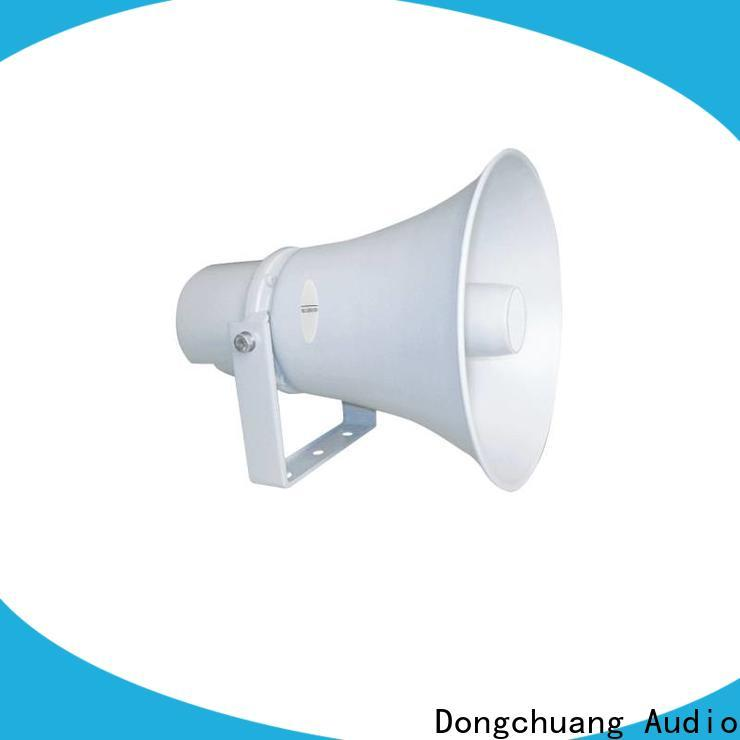 Dongchuang horn stereo speakers factory for karaoke