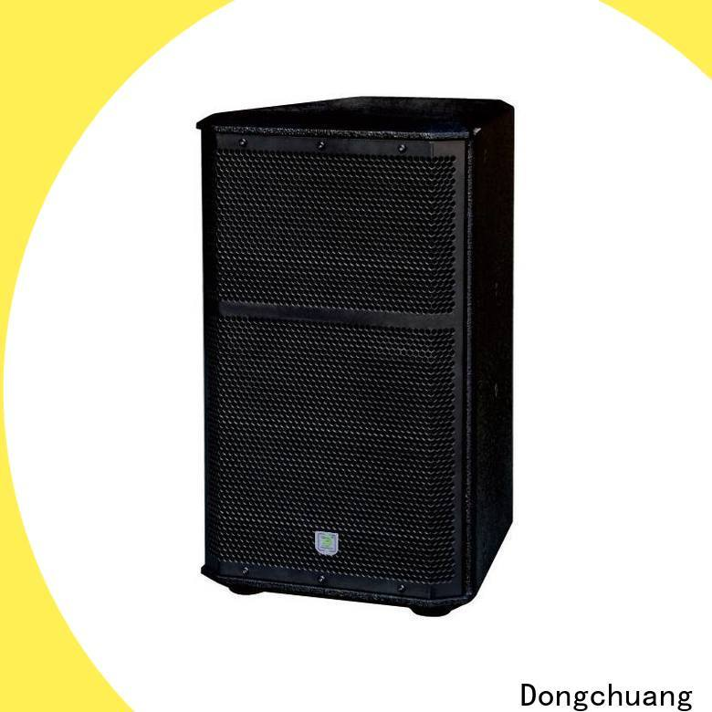 Dongchuang best professional speakers from China for performance