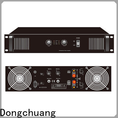 Dongchuang pro sound amp from China for business