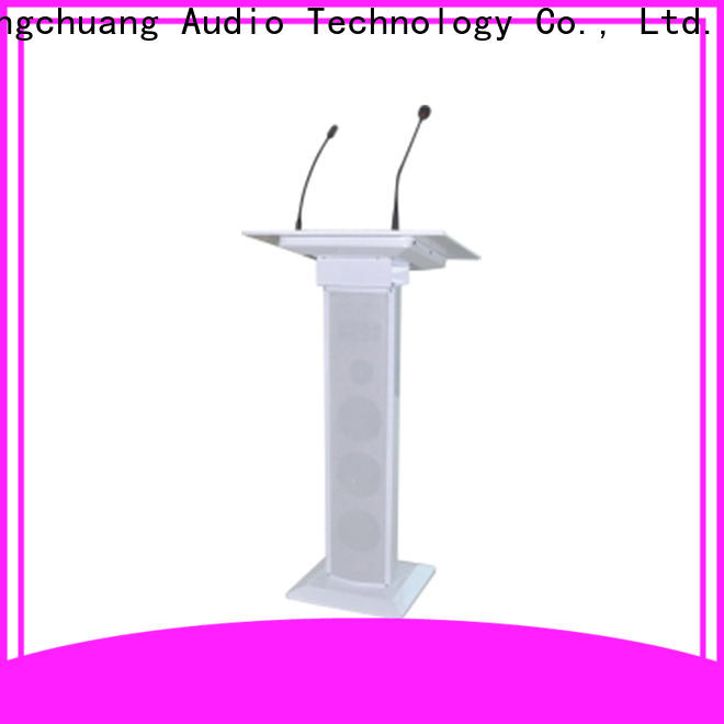 Dongchuang practical pa lectern system inquire now for home use