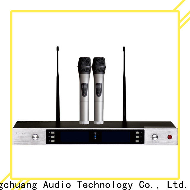 Dongchuang professional wireless microphone best supplier for professional use