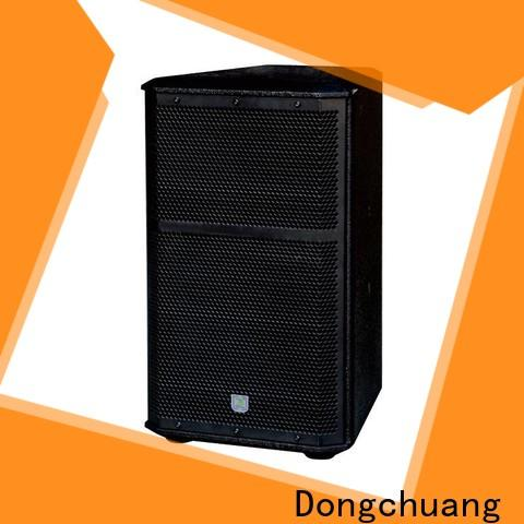 top club pro system speakers manufacturer for home use