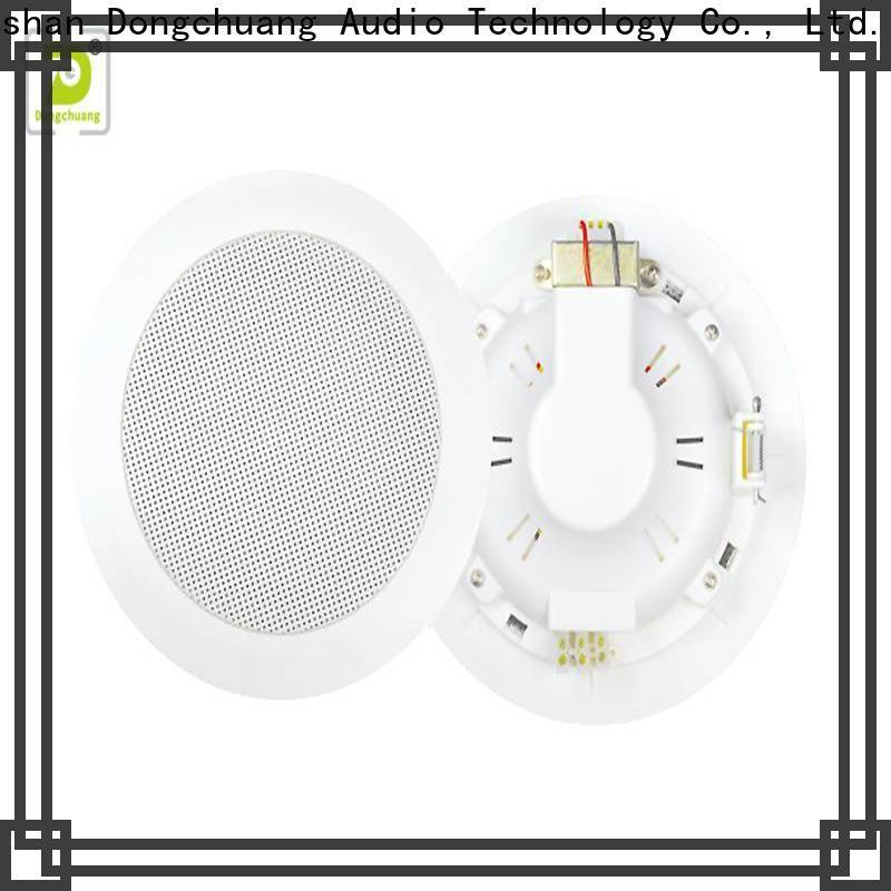 long lasting commercial ceiling speakers series for show