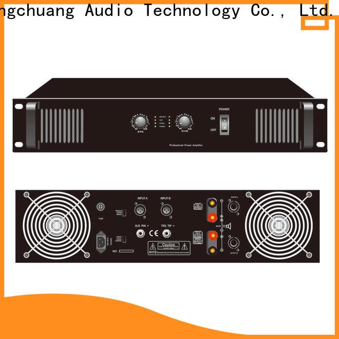 hot selling pro amplifier manufacturer for concert