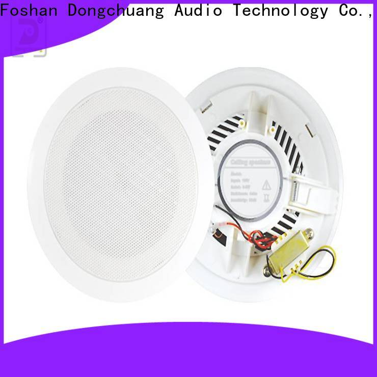 stable good ceiling speakers supply for performance