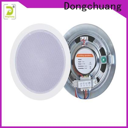 Dongchuang durable wireless ceiling speakers factory for bar