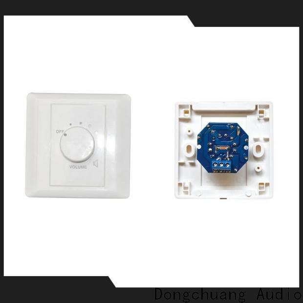 hot-sale home audio volume control switch supply for KTV