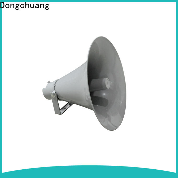 Dongchuang top quality music horn speaker from China for good sound quality