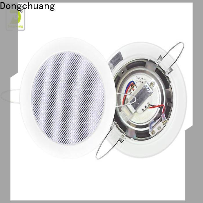 Dongchuang dj mixer amplifier and speakers supply for karaoke