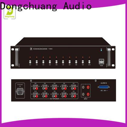 Dongchuang multi zone amplifier supplier bulk production