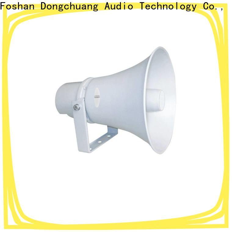 Dongchuang outdoor pa horn speaker best supplier for business