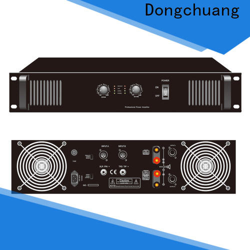 quality pro dj amplifier suppliers for show