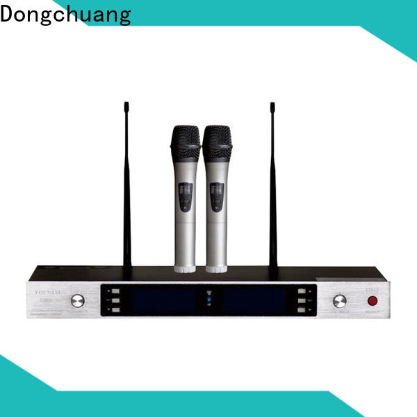 Dongchuang top selling wireless studio microphone best supplier for concert