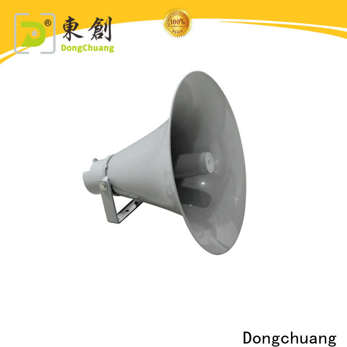 Dongchuang latest horn loudspeaker supply for show