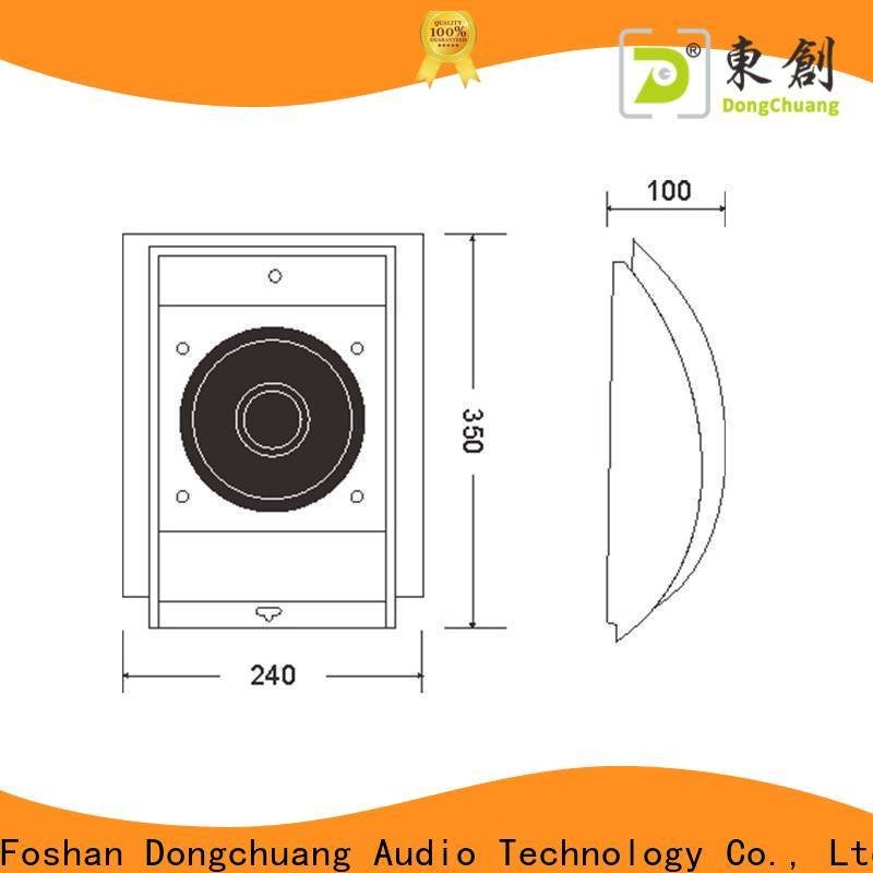Dongchuang best in wall theater speakers wholesale for performance