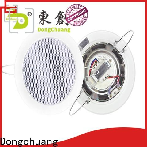Dongchuang best value ceiling speakers company for performance