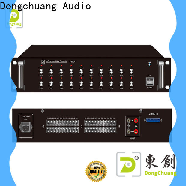Dongchuang multi zone controller company for club