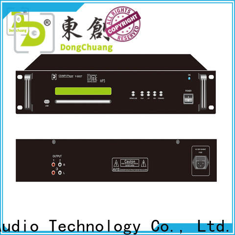 Dongchuang best multi zone amplifier supply for karaoke