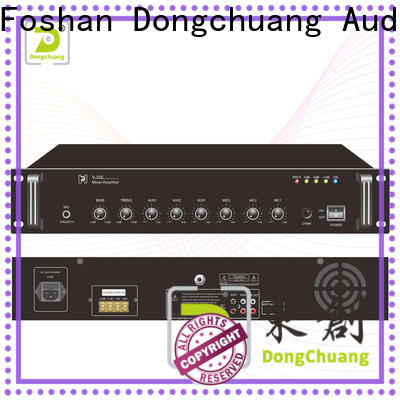 Dongchuang pa power amplifier directly sale for home use
