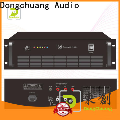 quality professional pa amplifier wholesale for performance