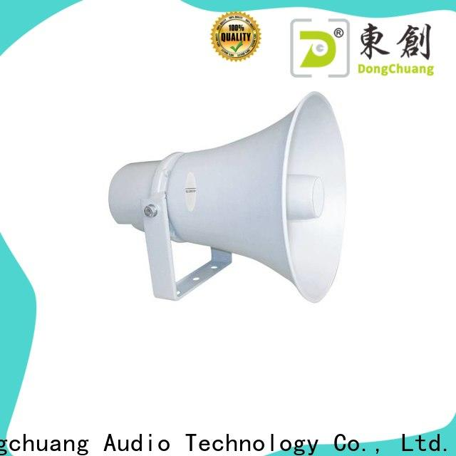 Dongchuang music horn speaker from China for good sound quality