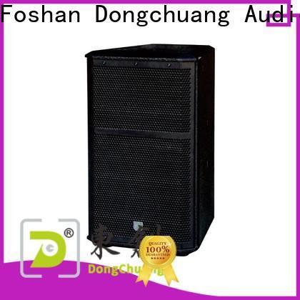 high-quality professional dj speaker system series for bar