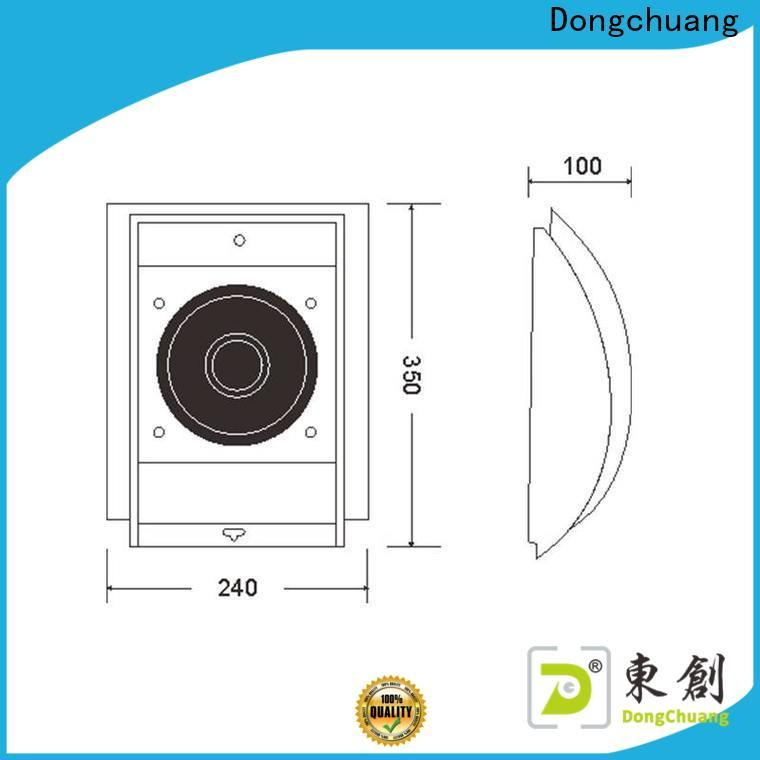 Dongchuang best high end in wall speakers best supplier for performance