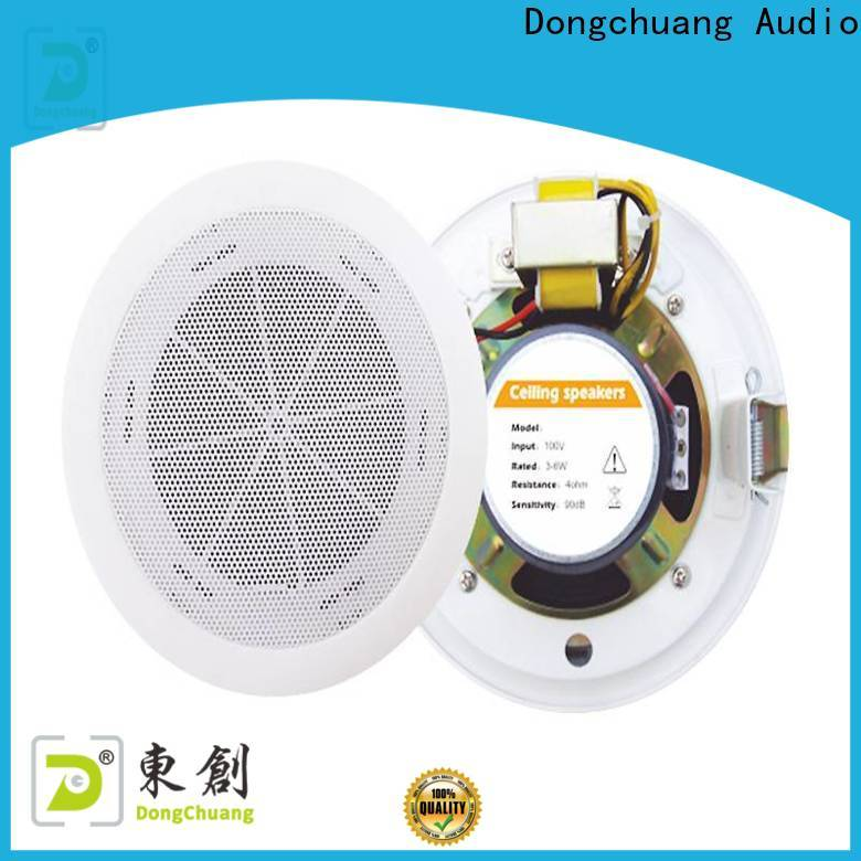 popular best ceiling mount speakers factory direct supply for show