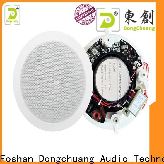 low-cost home cinema ceiling speakers directly sale for good sound quality