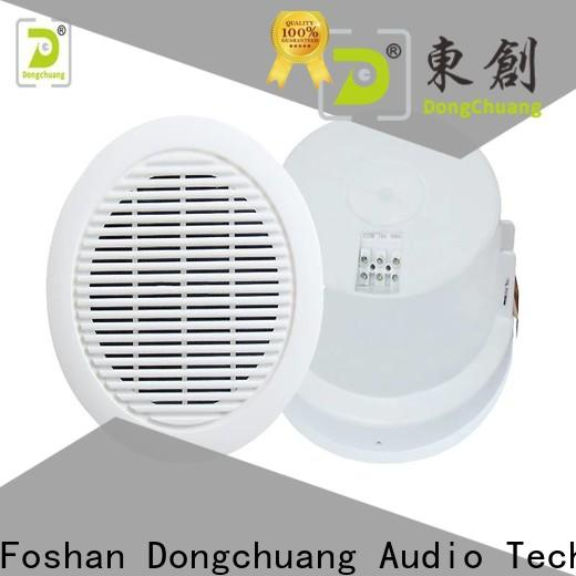 Dongchuang in ceiling surround speakers company for professional use
