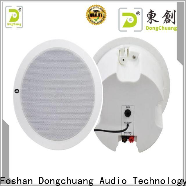 Dongchuang home cinema ceiling speakers directly sale for home use