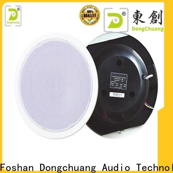 Dongchuang best price best wireless ceiling speakers inquire now for bar