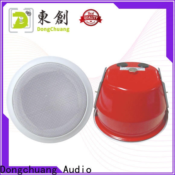 Dongchuang home ceiling speakers directly sale for performance