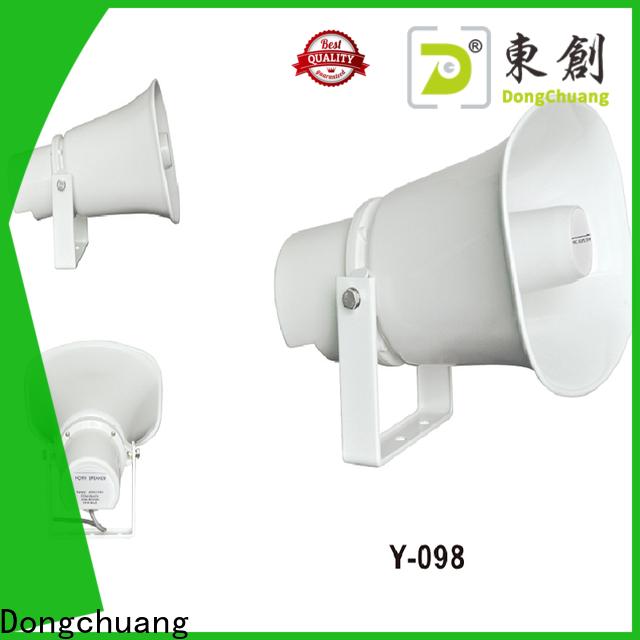 Dongchuang high end horn speakers best supplier for KTV