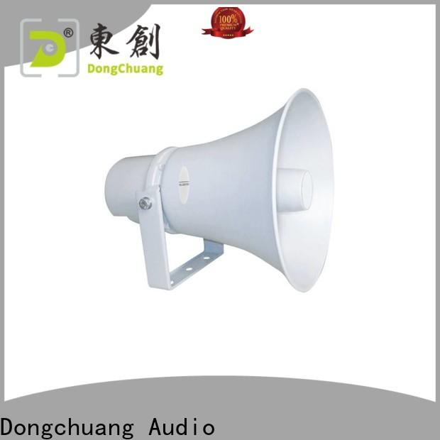Dongchuang audio horn speakers manufacturer for club