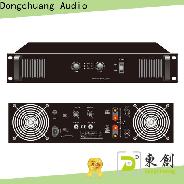 Dongchuang best value professional digital amplifier factory for karaoke