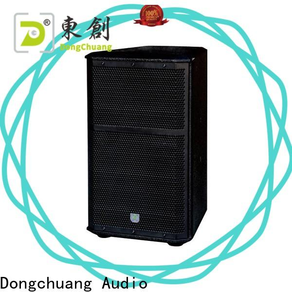 practical professional speaker system directly sale for good sound quality
