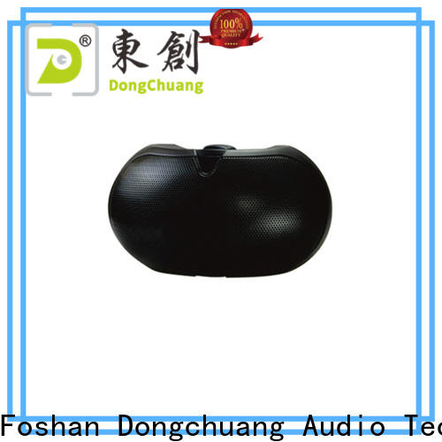 Dongchuang cost-effective best high end in wall speakers factory direct supply for professional use
