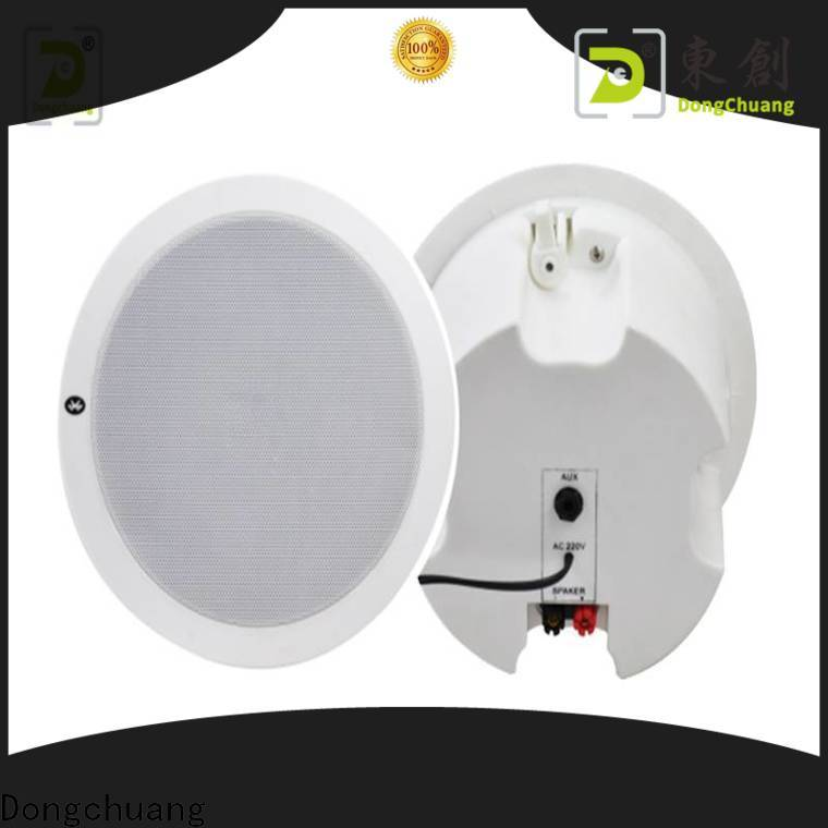 Dongchuang ceiling speaker mounts wholesale for home use