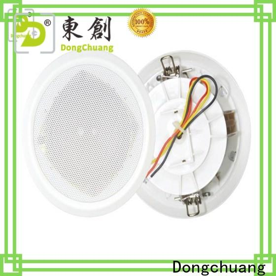 Dongchuang best home ceiling speakers company for business