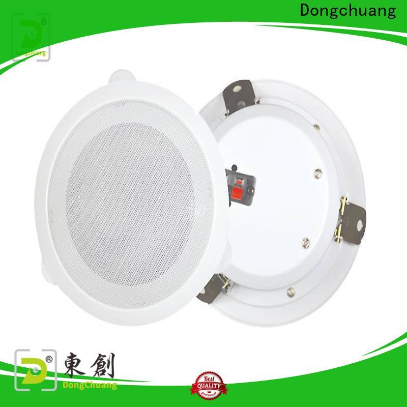 factory price directional ceiling speakers factory for professional use