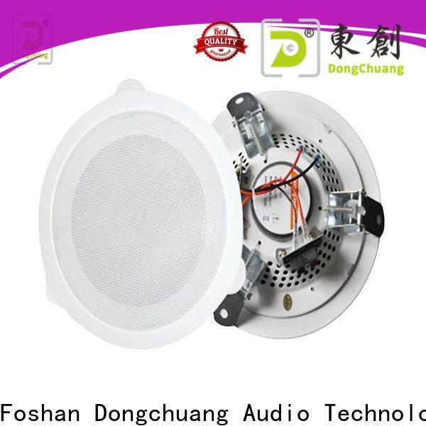 cost-effective best value ceiling speakers supplier for club