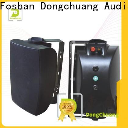 reliable on wall speakers factory direct supply bulk production
