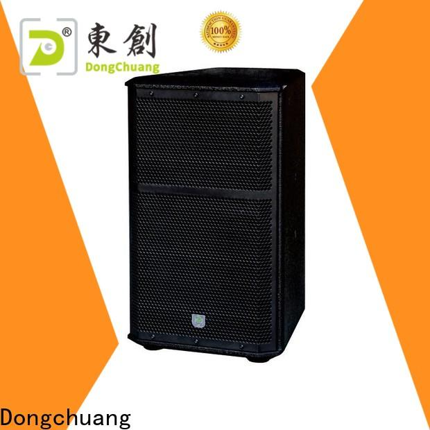 Dongchuang professional audio speakers directly sale for business