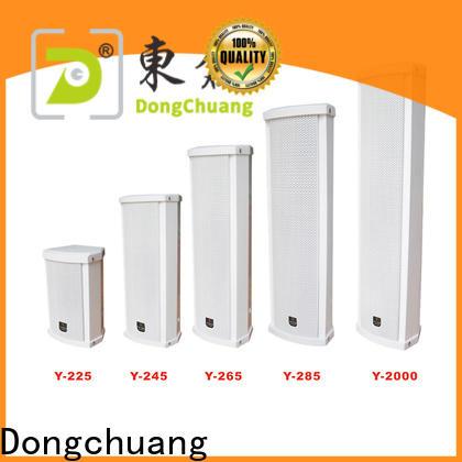 stable column speaker design manufacturer for performance