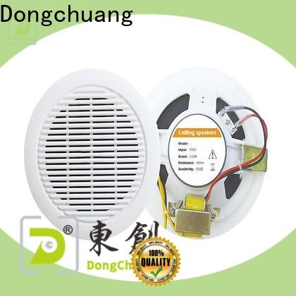 Dongchuang ceiling speaker mounts factory direct supply for business