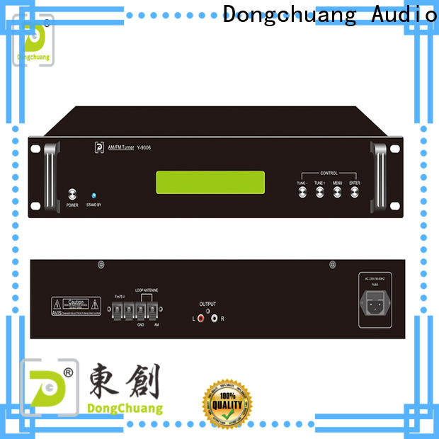 top selling fm tuner factory for KTV
