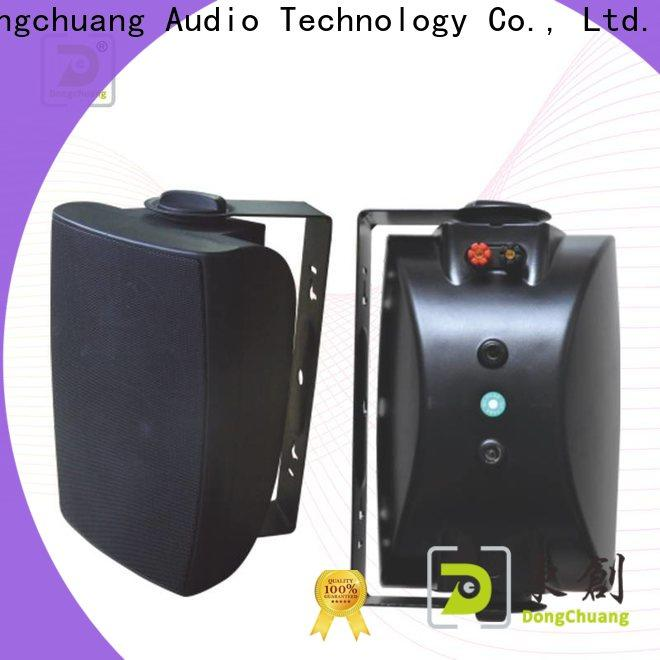 Dongchuang best price pa audio speakers best manufacturer for show